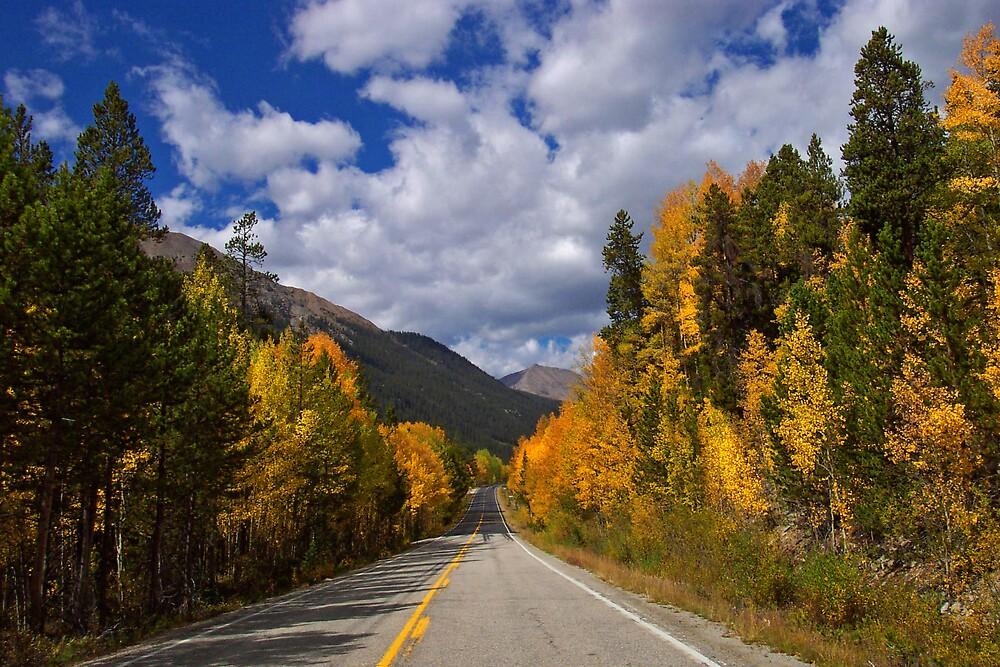 Colorado High Country by Robert Serpan