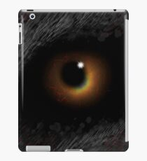 The EVIL EYE Of The Eclipse! iPad Case/Skin
