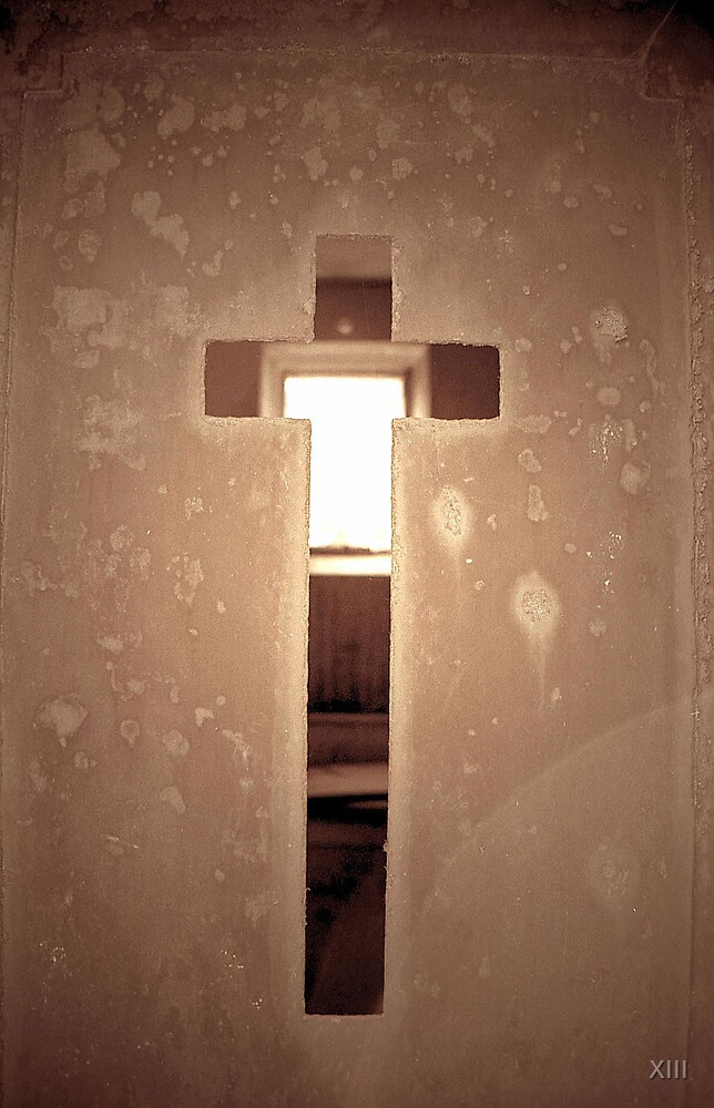 Tomb Door by XIII