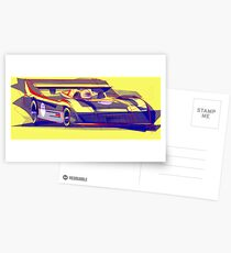 917/30 Abstract Version Postcards