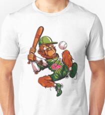 Baseball Monkey - Limerick T-Shirt