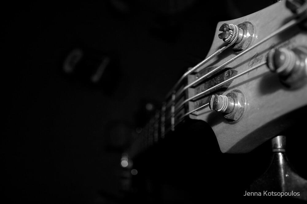 bass baby by Jenna Kotsopoulos