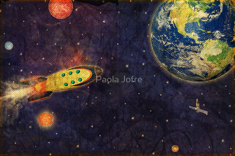 Lilliput and Venus in trouble ... by Paola Jofre