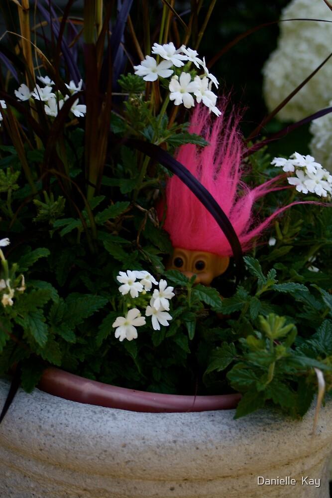 hiding by Danielle  Kay