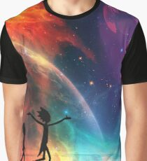 the universe is under no obligation to make sense to you Graphic T-Shirt
