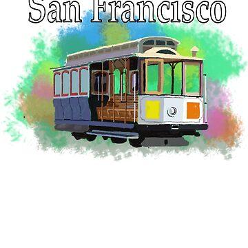 San Francisco by denip