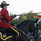 Canadian Mountie by PrairieRose