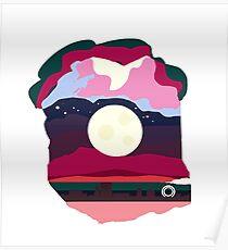 Moonlock Horizon Poster