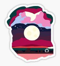 Moonlock Horizon Sticker