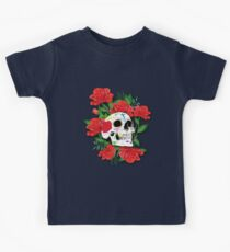 Skulls and Roses Kids Clothes