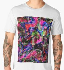 Bright abstraction Men's Premium T-Shirt