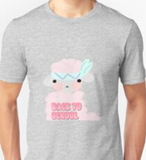 BACK TO SCHOOL WITH COTTON FLUFF T-Shirt