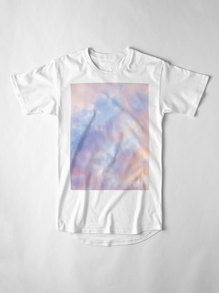 Alternate view of Pink sky Long T-Shirt