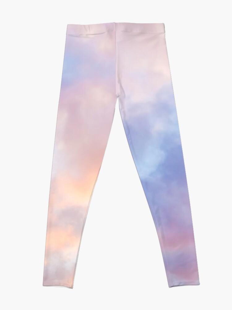 Alternate view of Pink sky Leggings