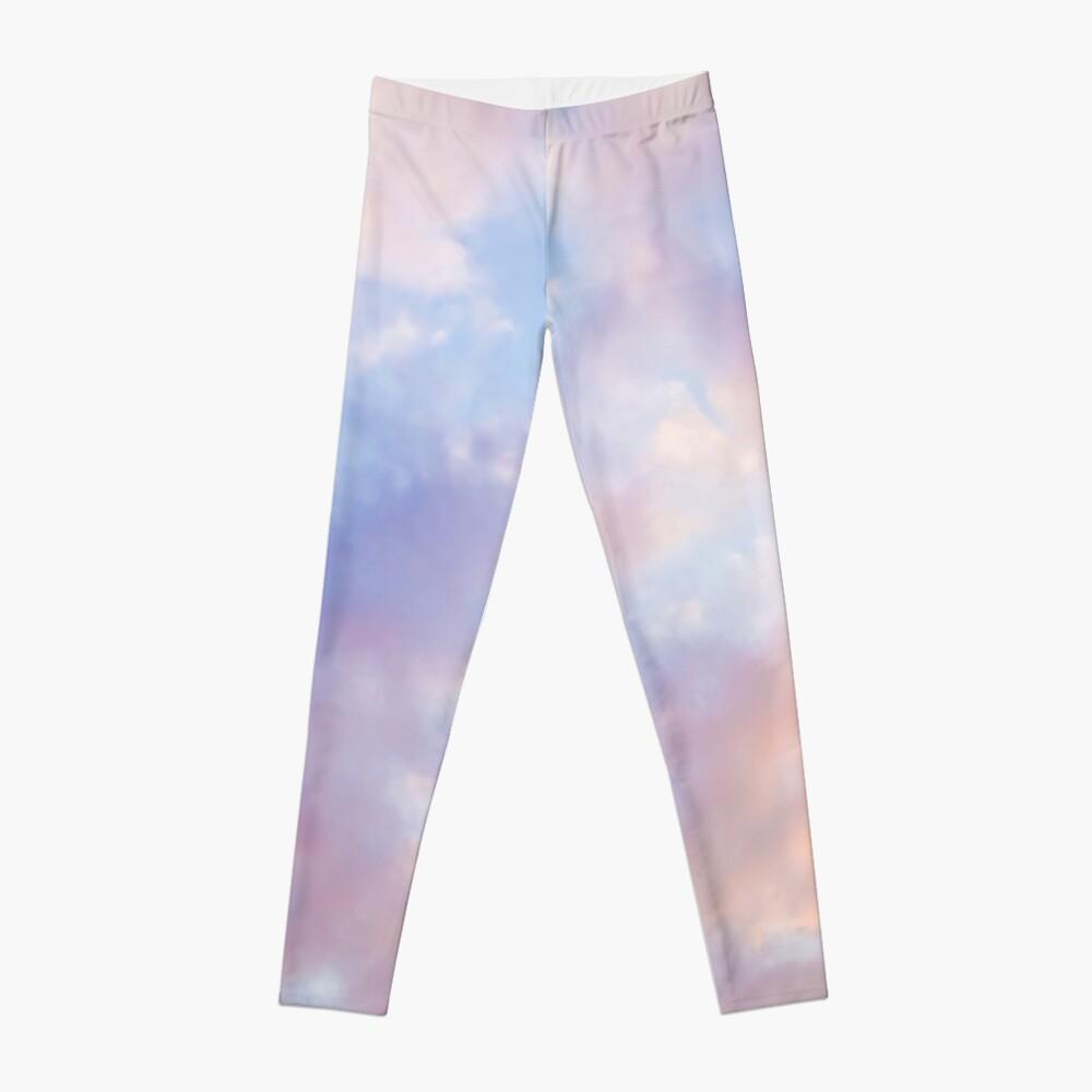 Pink sky Leggings