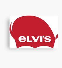 Elvi's Canvas Print