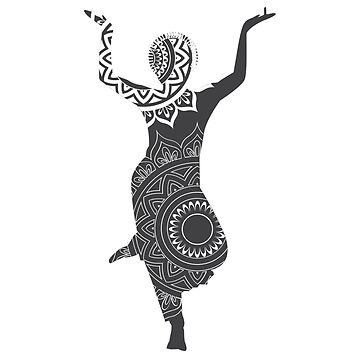Silhouettes of Bollywood Dancers by JoeEgy