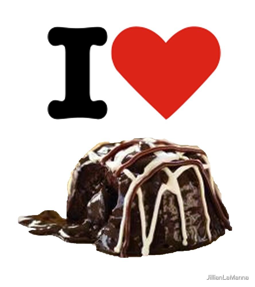 I love Triple Chocolate Meltdown by JillianLaManna