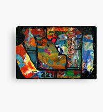 Project 321 - Corazon Canvas Print
