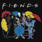 FIENDS by AJ Paglia