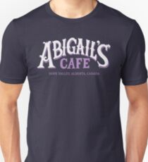 When Calls the Cafe Unisex T-Shirt