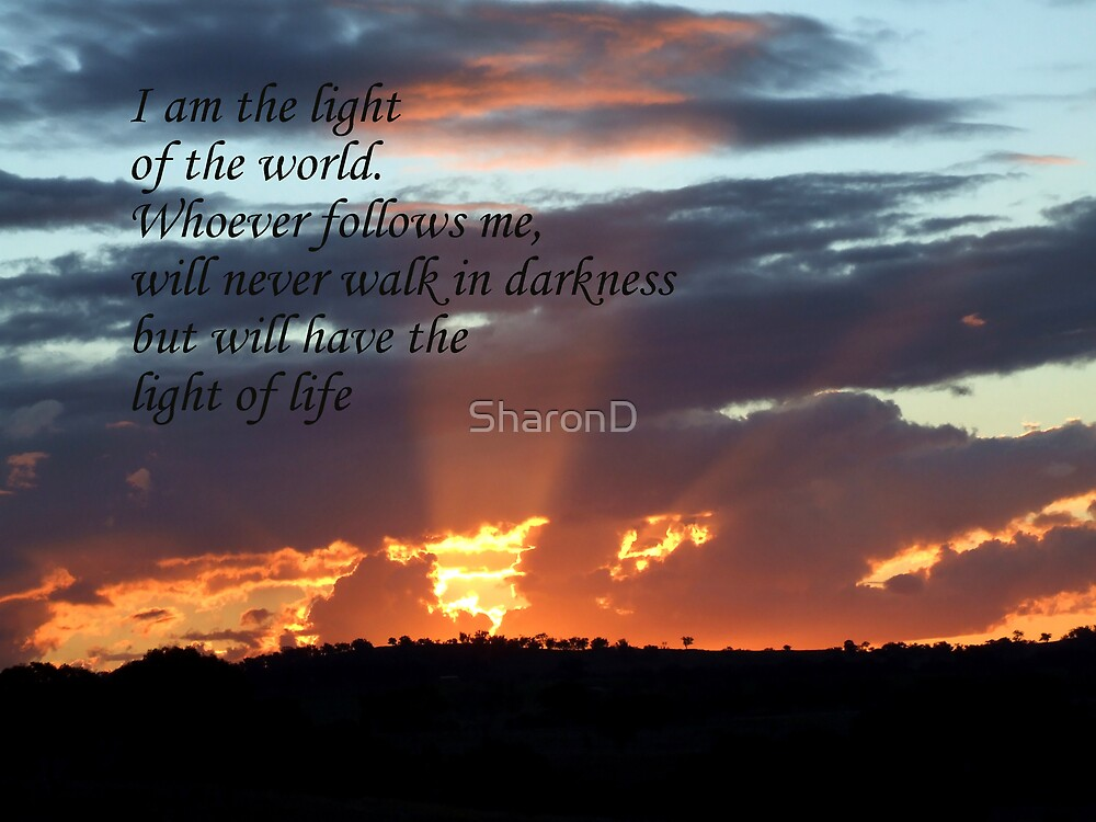 You are the Light by SharonD