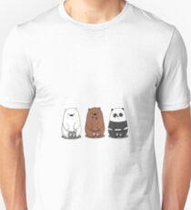 We Bare Bears baby's  T-Shirt