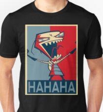 HAHAHAHA Unisex T-Shirt