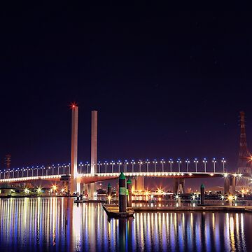The Bolte Reflecting off the Water by ea-photos