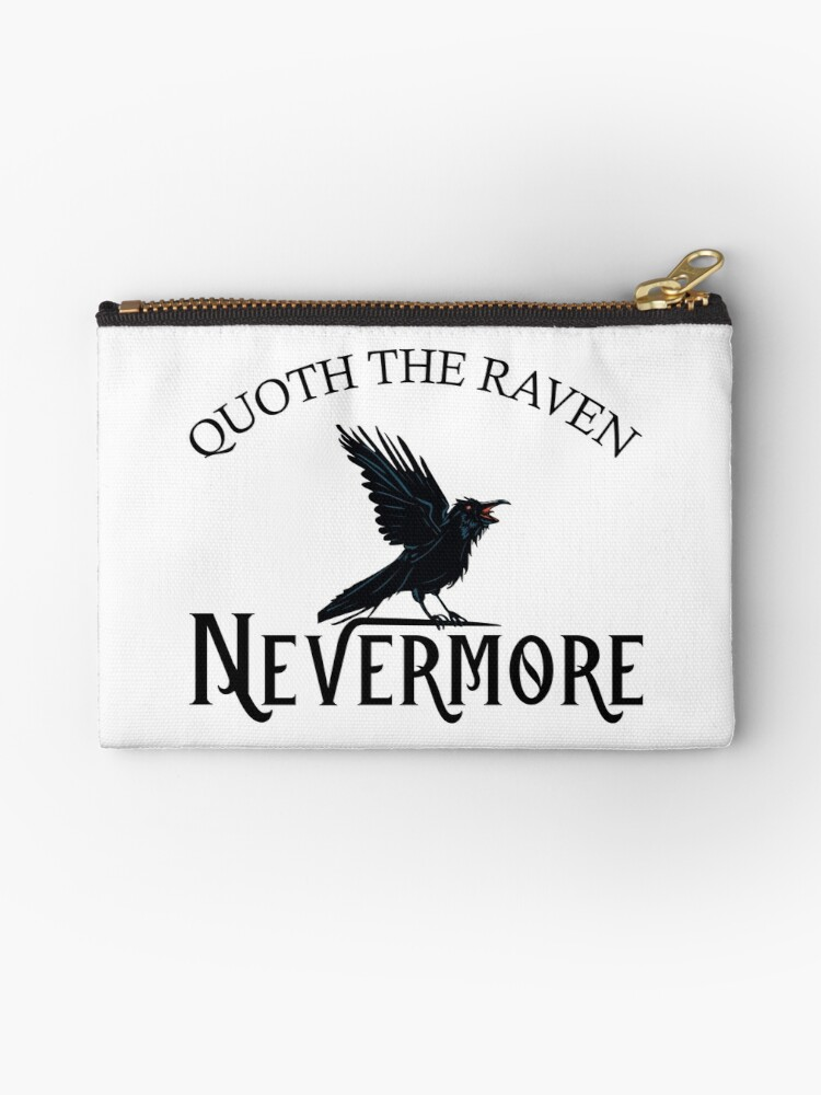 14a4a38703a0 Quoth The Raven Nevermore Edgar Allen Poe