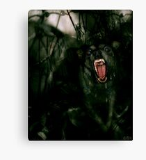 terrier of the baskervilles - take 2 Canvas Print