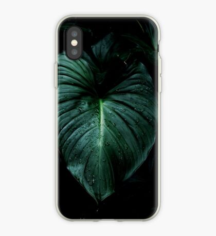 100% green iPhone Case