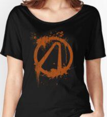 VAULT HUNTER - Orange Women's Relaxed Fit T-Shirt