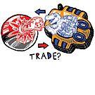 Wanna Trade? by DoctorJamesWF