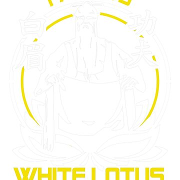 PAI MEI WHITE LOTUS KUNG FU ACADEMY by Realmendesign