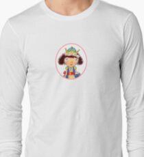 Princess (oval) Long Sleeve T-Shirt