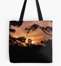 Sonnenuntergang Tote Bag