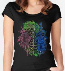 Pop Fear Women's Fitted Scoop T-Shirt