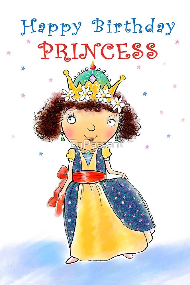Happy Birthday Princess by EnPassant