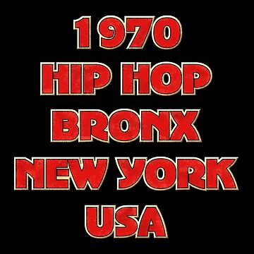 1970 hip hop bronx new york usa by maliderkel