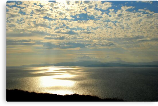 Rays Over Bantry Bay by Troy Spencer