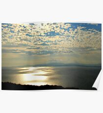 Rays Over Bantry Bay Poster