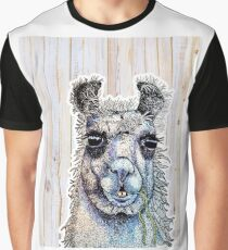 Lily the Llama Graphic T-Shirt