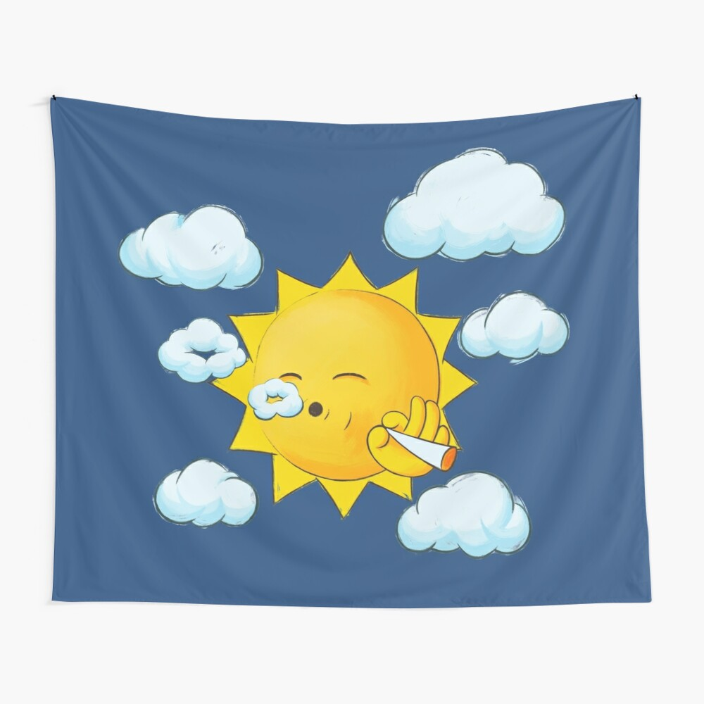 Stoner Sun. Wandbehang