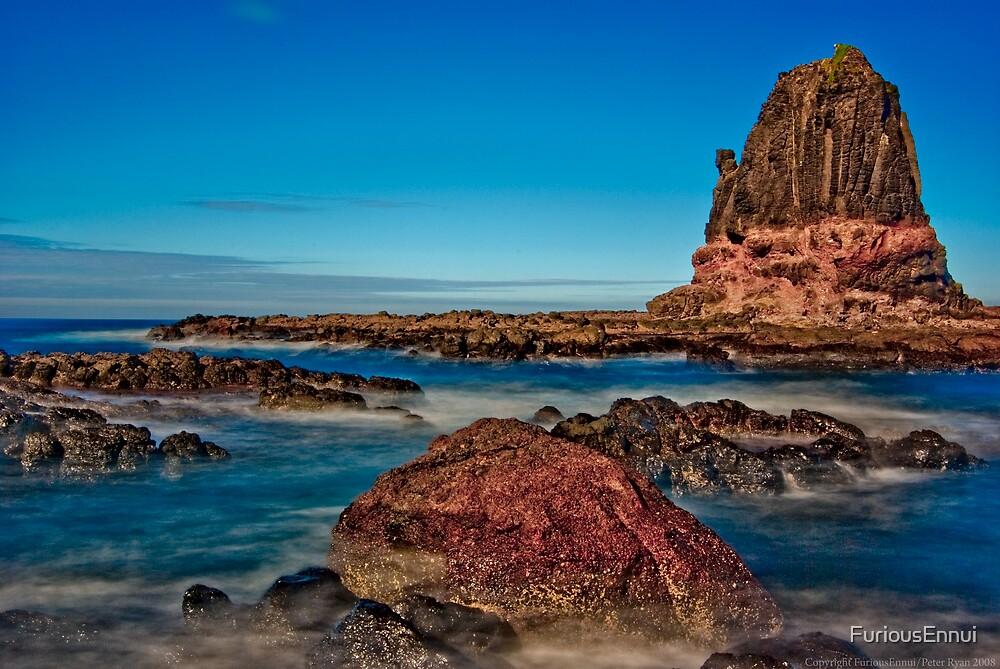 Cape Schanck Pulpit Rock II by FuriousEnnui