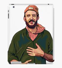 Justin Vernon iPad Case/Skin