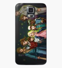 Funda/vinilo para Samsung Galaxy Stranger Things