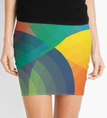 Ellipsis ellipse Mini Skirt
