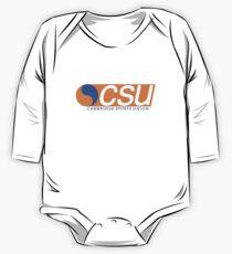 CSU Club Sweatshirt One Piece - Long Sleeve
