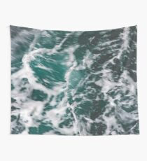 Perfect Ocean Waves Wall Tapestry